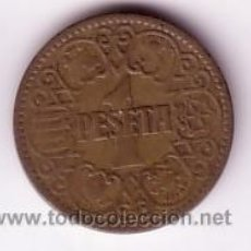 Monedas Franco: 1 PESETA 1944. Lote 17720512
