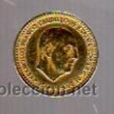 Monedas Franco: 1 PESETA 1966 *75. Lote 12685161
