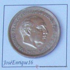 Monedas Franco: 1957 MONEDA 50 PESETAS. Lote 24185042