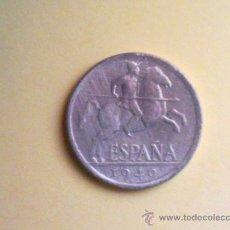 Monedas Franco: 10 CTS..........1940...........SIN CIRCULAR...........EL MAS RARO. Lote 16680898