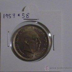 Monedas Franco: 50 PESETAS 1957 *58. Lote 26449301
