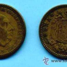 Monedas Franco: 1 PESETA. FRANCO. 1953.. Lote 18195194