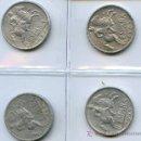 Monedas Franco: LOTE DE 4 MONEDAS DE 10 CENTIMOS DIFERENTES.. Lote 27381005