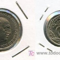 Monedas Franco: MONEDA DE 10 CENTIMOS 1959. Lote 21211183