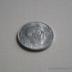 Monedas Franco: MONEDA 50 CENTIMOS - 1966 . Lote 21880052