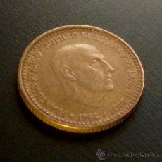 Monedas Franco: MONEDA 1 PESETA 1966 *69. Lote 21931628