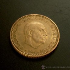 Monedas Franco: MONEDA 1 PESETA 1966 *71. Lote 21931686