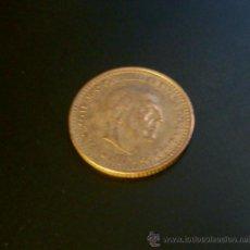 Monedas Franco: MONEDA 1 PESETA 1966 *75. Lote 21931776