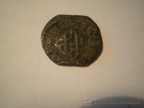 MONEDA CATALANA ANTIGUA ARDIT (Numismática - España Modernas y Contemporáneas - Estado Español)