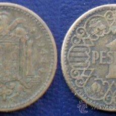 Monedas Franco: 1 PESETA 1944. Lote 25869674