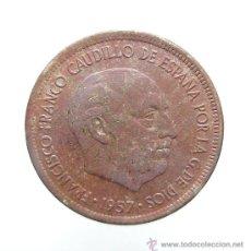 Monedas Franco: 5 PESETAS, 1957, *69*. Lote 26119857