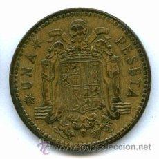 Monedas Franco: 1 PESETA 1963 * 64 (ESTADO ESPAÑOL - F. FRANCO). Lote 28557775