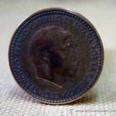 Monedas Franco: MONEDA, 1 PESETA, FRANCO, 1953, ESTRELLA 19-56. Lote 29291832