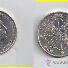 Monedas Franco: FRANCO: 100 PESETAS 1966 * 19-70 ESCASA / PLATA. Lote 29530077