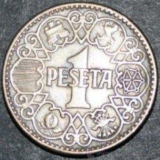 Monedas Franco: 1 PESETA DE 1944 - FRANCISCO FRANCO. Lote 31795725