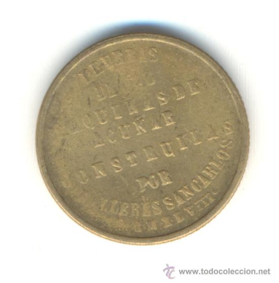 Monedas Franco: Nº1- CÁDIZ CADIZ PRUEBA NAVAL ARMADA MARINA SAN CARLOS 1948 PESETA FRANCO - Foto 2 - 32717267