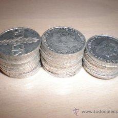 Monedas Franco: LOTE 28 MONEDAS 50 CMS,1966 (73). Lote 48280365