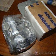 Monedas Franco: CAJA FNMT 400 MONEDAS 50 CENTIMOS FRANCO 1971 SIN CIRCULAR. Lote 34979026