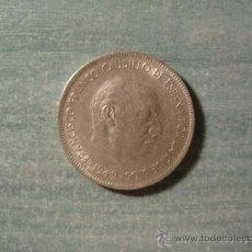 Monedas Franco: 5 PESETAS 1949. Lote 35037972