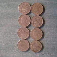 Monedas Franco: 5 PESETAS DE 1957. Lote 35042935