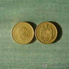 Monedas Franco: PESETA DE 1966. Lote 35043182