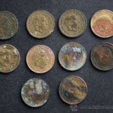 Monedas Franco: FRANCISCO FRANCO - LOTE DE 10 PESETAS - 1963. Lote 35194276