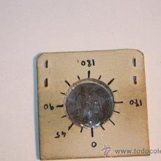 Monedas Franco: MONEDA 1 PESETA 1944 MBC GIRADO REVERSO 12º IZQUIERDA. Lote 36593059