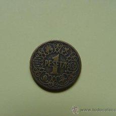 Monedas Franco: MONEDA: 1 PESETA (1944) ESPAÑA ¡COLECCIONISTA!. Lote 37218808