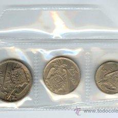 Monedas Franco: SERIE COMPLETA FRANCO BA - 5-25-50 PESETAS S/C. Lote 37337954
