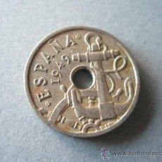 Monedas Franco: -MONEDA DE ESPAÑA-50 CENTIMOS-FRANCO-1949*53-.. Lote 37923058