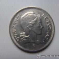 Monedas Franco: MONEDA 1 PESETA EUZKADI. Lote 131342190