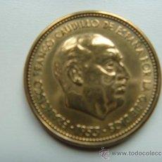 Monedas Franco: MONEDA 2,50 PESETAS FRANCO 1953. Lote 39074084