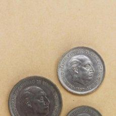 Monedas Franco: MONEDAS I EXPOSICIÓN ÍBERO-AMERICANA DE NUMISMÁTICA BARCELONA BA MONEDA. Lote 39172003