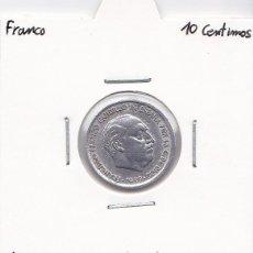 Monedas Franco: 10 CÉNTIMOS 1959 FRANCO. Lote 39371500