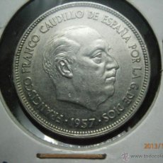 Monedas Franco: 25 PTAS. FRANCO 1957*70. Lote 39905311