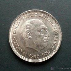 Monedas Franco: ## 25 PTAS 1957*68 SIN CIRCULAR ##. Lote 40052895