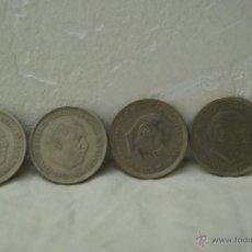 Monedas Franco: LOTE DE 4 MONEDAS DE 50 PTAS DE FRANCO. Lote 40616731