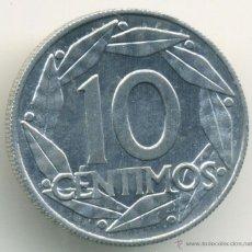 Monedas Franco: 1959, 10 CÉNTIMOS. SIN CIRCULAR. Lote 41114336
