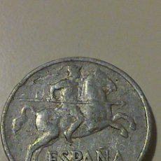Monedas Franco: MONEDA DE DIEZ CENTIMOS 1941. Lote 45578100