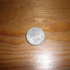 Monedas Franco: MONEDA DE DIEZ CENTIMOS AÑO 1945. Lote 45812985
