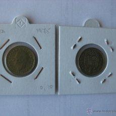 Monedas Franco: MONEDA/MONEDAS 1 PESETA 1975. ESPAÑA. Lote 46723106