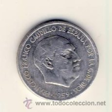 Monedas Franco: 10 CÉNTIMOS FRANCO.- 1959.- (1). Lote 51407065