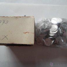 Monedas Franco: LOTE DE 400 MONEDAS DE 50 CENTIMOS DE FRANCO 1973. Lote 51729688