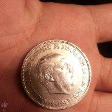 Monedas Franco: MONEDA DE FRANCO CAUDILLO 1949 - 5 PTAS - PESETAS BIEN CONSERVADA ,. Lote 51965615