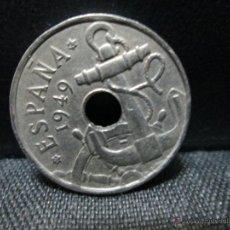 Monedas Franco: 50 CENTIMOS 1949 62. Lote 54450059