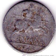Monedas Franco: MONEDA DE 10 CENTIMOS AÑO 1941. Lote 54658784