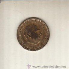 Monedas Franco: MONEDA ESCASISIMA DE 1 PESETA DE 1953 * 54. VER FOTOS QUE NO TE FALTE EN TU COLECCION. Lote 54895868