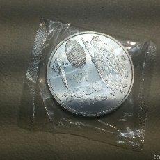 Monedas Franco: MONEDA PLATA CONMEMORATIVA. Lote 55345121