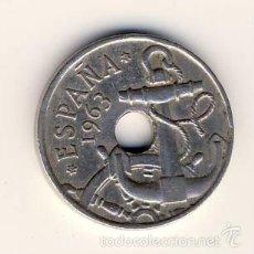 Monedas Franco: 50 CÉNTIMOS 1963 *63.- (1). Lote 55774919