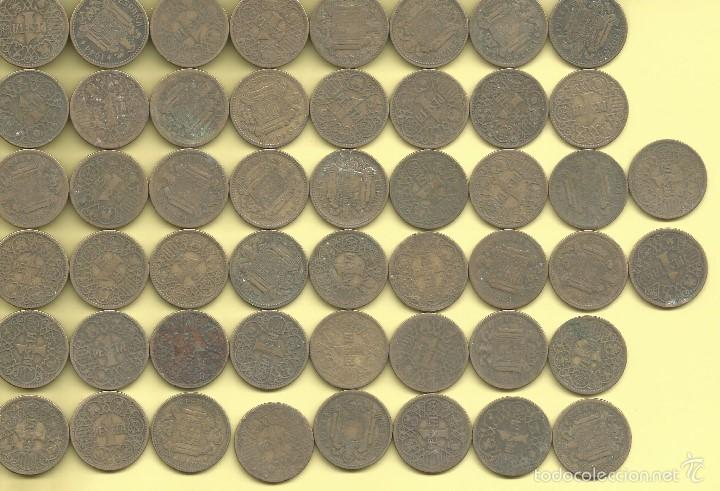25 PESETAS DE 1944 CIRCULADAS BUEN ESTADO (Numismática - España Modernas y Contemporáneas - Estado Español)
